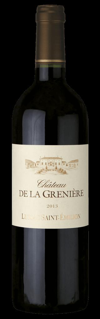 bouteille Château de la Grenière