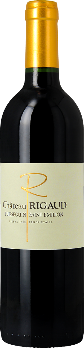 bouteille Château Rigaud