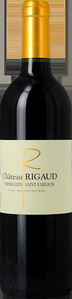 bouteille Château Rigaud / La Mauriane