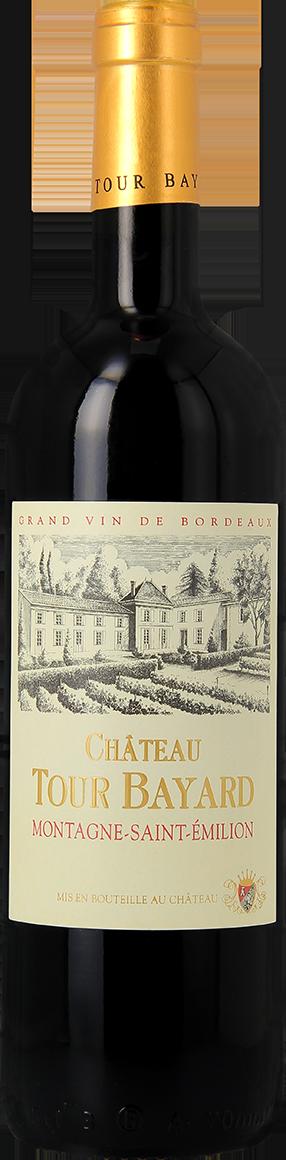 bouteille Château Tour Bayard